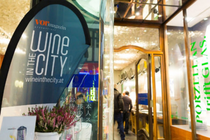 Wine in the city © Wine in the city_Schedl